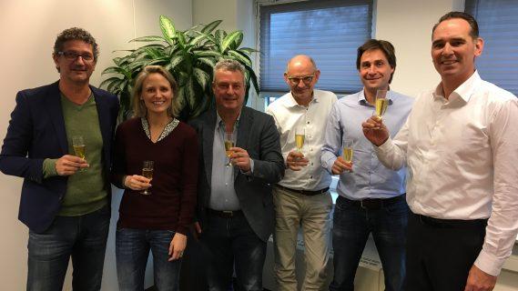 Finance Run en LEF weer 3 jaar partners