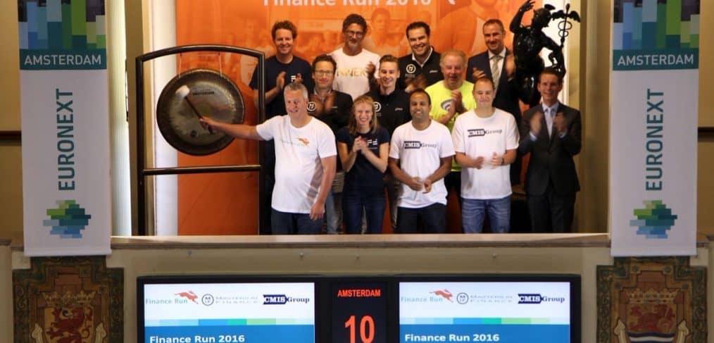 Opening beursplein 5 Finance Run