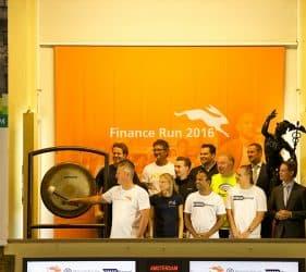 Finance Run Gonggasten