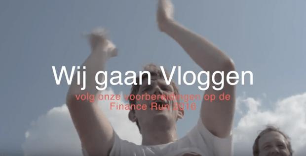 Finance Run Vlog