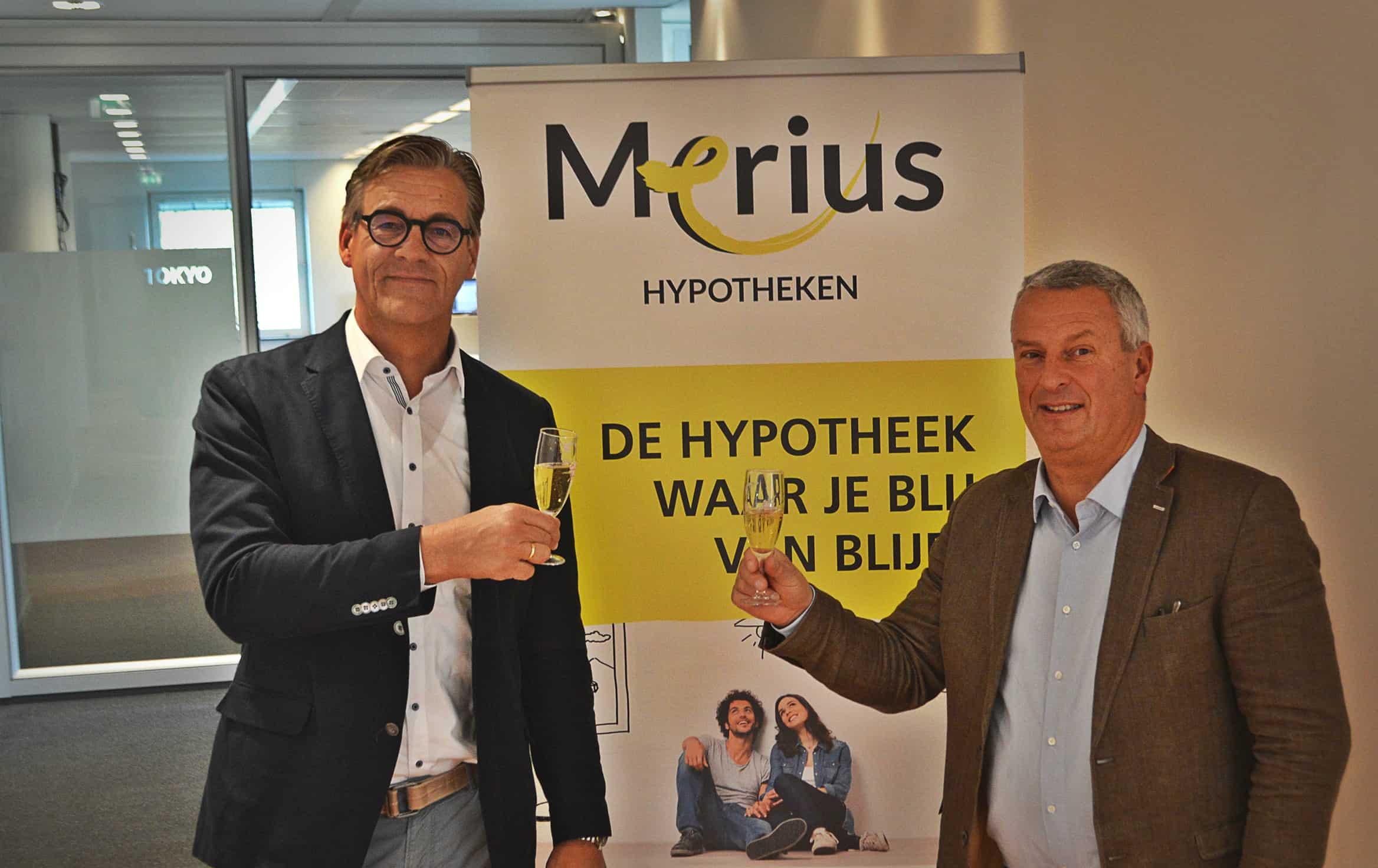Merius Hypotheken hoofdsponsor van de Finance Run