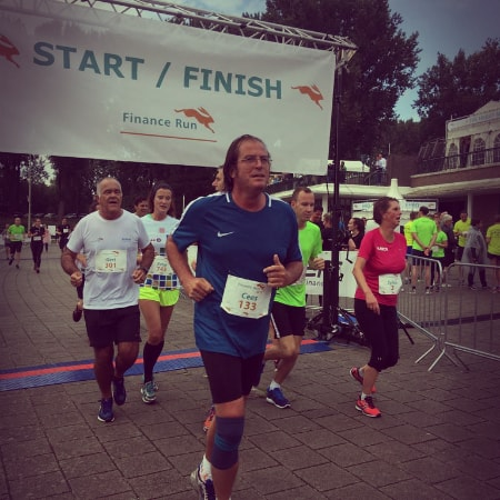 Finance Run Uitslagen