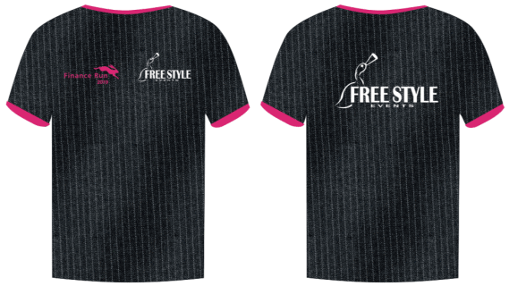 Finance Run '19 loopshirt